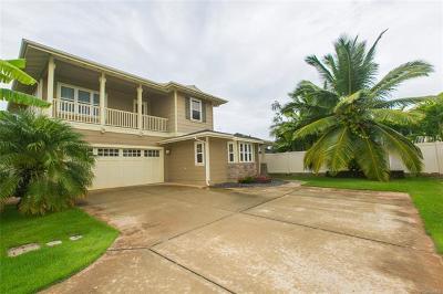 Ewa Beach Single Family Home For Sale: 91-1212 Kuanoo Street