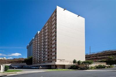 Honolulu Condo/Townhouse For Sale: 801 Ala Nioi Place #906