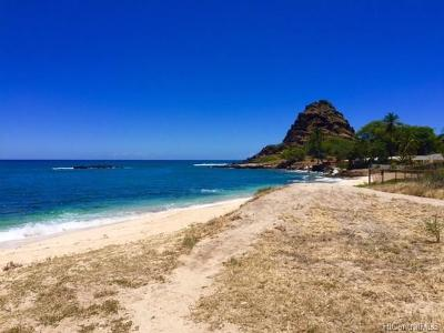 Honolulu County Residential Lots & Land For Sale: 84-1105 Farrington Highway