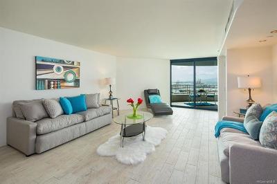 Honolulu HI Condo/Townhouse For Sale: $795,000