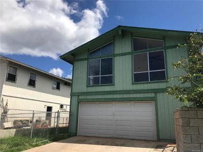 Waianae HI Single Family Home For Sale: $425,000