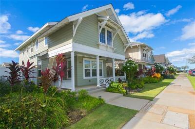 Ewa Beach Rental For Rent: 91-1373 Kaileolea Drive