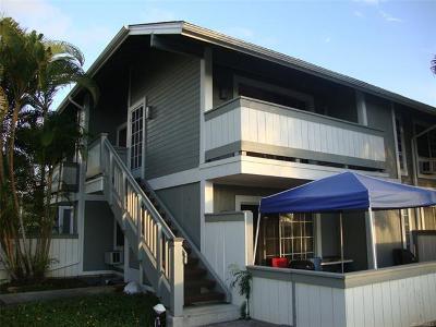 Honolulu, Kailua, Waimanalo, Honolulu, Kaneohe Condo/Townhouse For Sale: 295 Mananai Place #47T