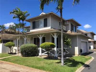 Kapolei Single Family Home For Sale: 91-1028d Kalehuna Street