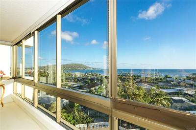 Honolulu Condo/Townhouse For Sale: 250 Kawaihae Street #7B