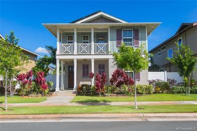 Ewa Beach Single Family Home For Sale: 91-1046 Waipaa Street