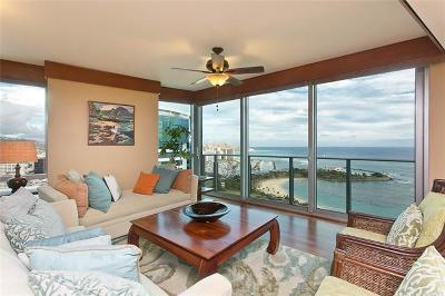Honolulu Condo/Townhouse For Sale: 1288 Ala Moana Boulevard #PH38L