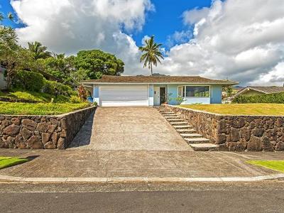 Kaneohe Single Family Home For Sale: 46-164 Nahiku Street