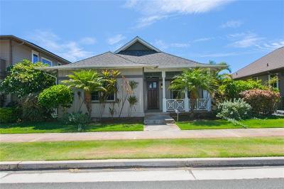 Ewa Beach Single Family Home For Sale: 91-1065 Waikapuna Street