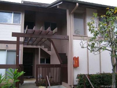 Aiea Rental For Rent: 98-621 Kilinoe Street #4C2