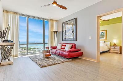 Honolulu Condo/Townhouse For Sale: 555 South Street #4202