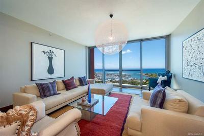 Honolulu HI Condo/Townhouse For Sale: $3,895,000