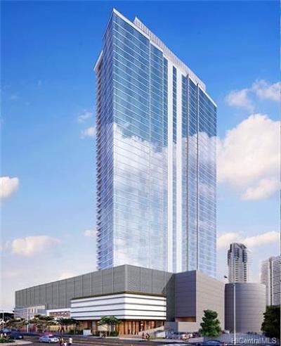 Honolulu HI Condo/Townhouse For Sale: $1,189,000
