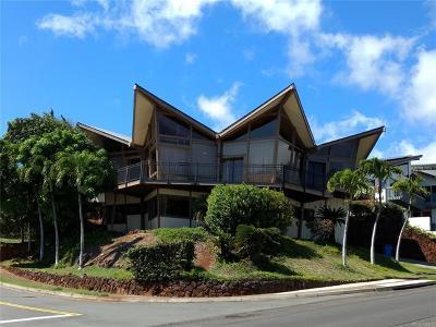 Honolulu Single Family Home For Sale: 1826 Laukahi Street