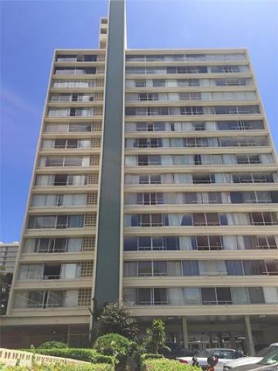 Honolulu Rental For Rent: 435 Seaside Avenue #801
