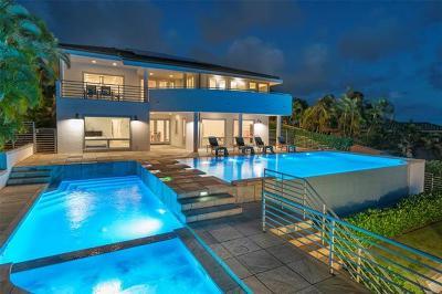 Honolulu County Single Family Home For Sale: 619 Kahiau Loop