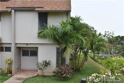 Kapolei Condo/Townhouse For Sale: 92-685 Makakilo Drive #G40