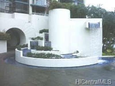 Central Oahu, Diamond Head, Ewa Plain, Hawaii Kai, Honolulu County, Kailua, Kaneohe, Leeward Coast, Makakilo, Metro Oahu, N. Kona, North Shore, Pearl City, Waipahu Rental For Rent: 1212 Nuuanu Avenue #2401