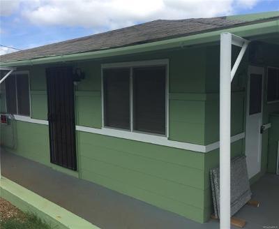 Honolulu Single Family Home For Sale: 3628 Puuku Mauka Drive
