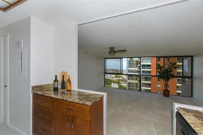 Honolulu Condo/Townhouse For Sale: 2724 Kahoaloha Lane #1803