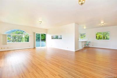 Kaneohe Single Family Home For Sale: 47-451 Hui Kelu Street
