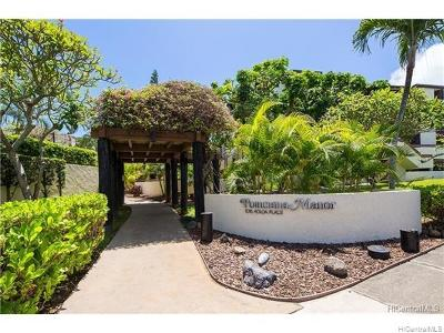 Kailua Condo/Townhouse For Sale: 1015 Aoloa Place #427