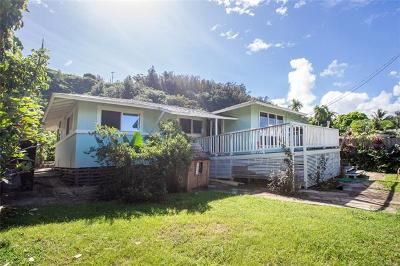 Multi Family Home For Sale: 59-742 Kamehameha Highway #C
