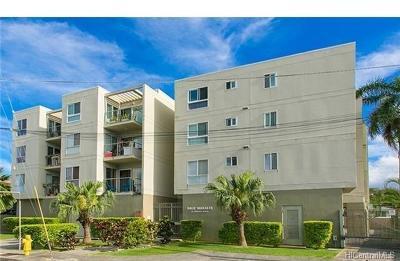 Kailua Condo/Townhouse For Sale: 711 Wailepo Place #207