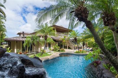 Single Family Home For Sale: 16 Niuiki Circle