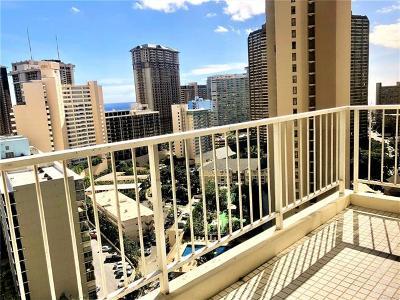 Honolulu HI Condo/Townhouse For Sale: $499,500