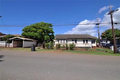 Honolulu Single Family Home For Sale: 3959 Harding Avenue