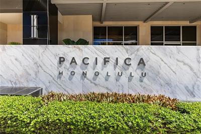 Honolulu Condo/Townhouse In Escrow Showing: 1009 Kapiolani Boulevard #3701