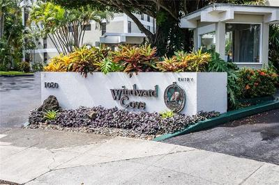 Kailua Condo/Townhouse For Sale: 1020 Aoloa Place #308A