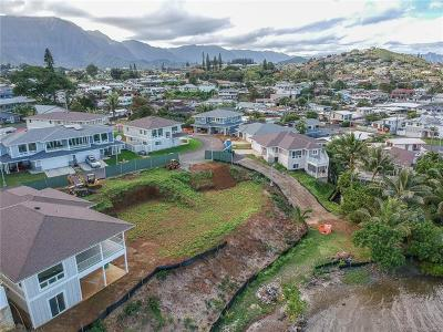 Kaneohe Single Family Home In Escrow Showing: 45-075 Waikalua Road #K
