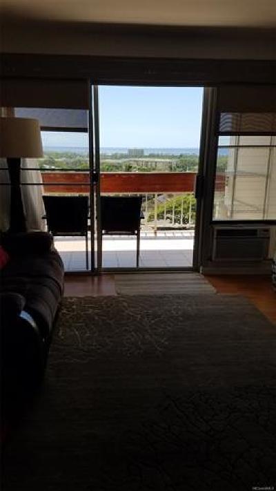 Honolulu Rental For Rent: 4970 Kilauea Avenue #609