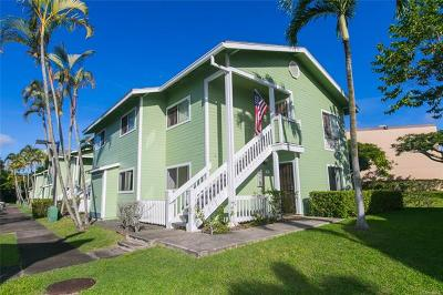 Mililani Condo/Townhouse For Sale: 94-771 Meheula Parkway #27B
