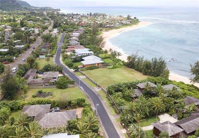 Haleiwa Single Family Home For Sale: 58-132 Napoonala Place