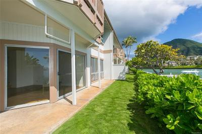 Honolulu County Condo/Townhouse For Sale: 7007 Hawaii Kai Drive #J13