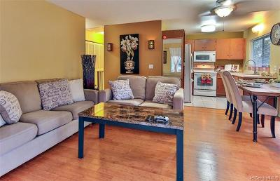 Mililani Condo/Townhouse For Sale: 94-703 Meheula Parkway #57D
