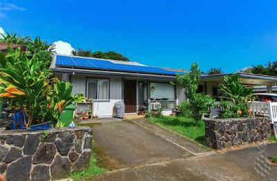 Kaneohe Single Family Home For Sale: 47-481 Alawiki Street
