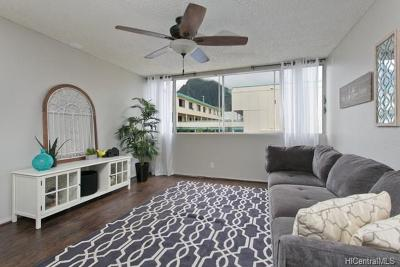 Kaneohe Condo/Townhouse In Escrow Showing: 46-232 Kahuhipa Street #D203