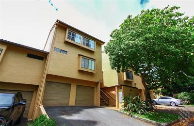 Kaneohe Condo/Townhouse For Sale: 46-024 Puulena Street #612