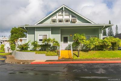 Mililani Condo/Townhouse For Sale: 95-1042 Ainamakua Drive #A