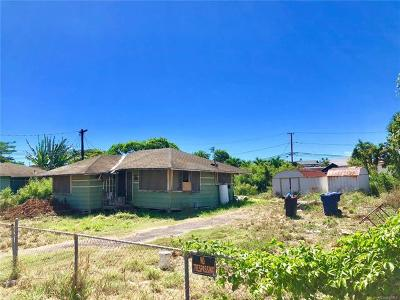 Waianae Single Family Home For Sale: 87-218 Saint Johns Road #B