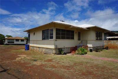 Honolulu Single Family Home For Sale: 1042 8th Avenue