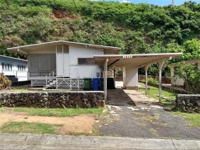Aiea Single Family Home For Sale: 98-407 Ponohana Loop