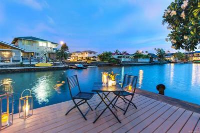 Honolulu County Single Family Home For Sale: 263 Hakalau Place