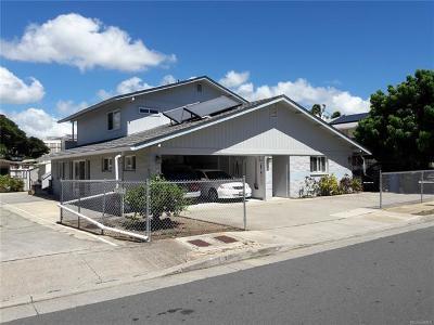 Single Family Home For Sale: 3024 Lakimau Street