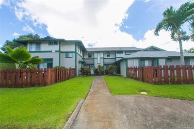 Mililani Condo/Townhouse For Sale: 95-1060 Kuauli Street #202