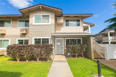 Kapolei Condo/Townhouse In Escrow Showing: 91-1041 Kamaaha Avenue #1407